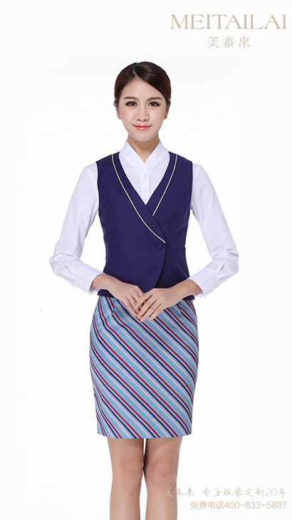 成都中式风酒店服装生产
