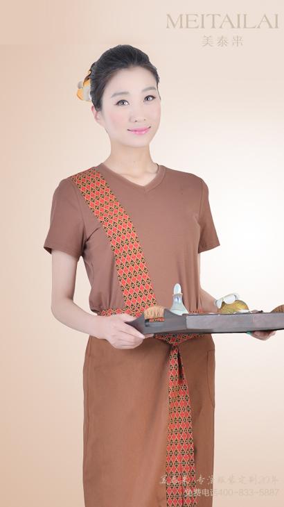 成都东南亚风情酒店服装加工