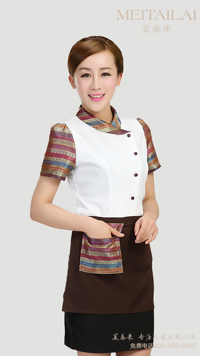 成都东南亚风情酒店服装团购