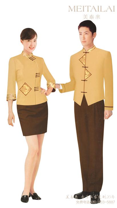 成都民族风酒店服装生产